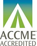 ACCME accredited provider sm